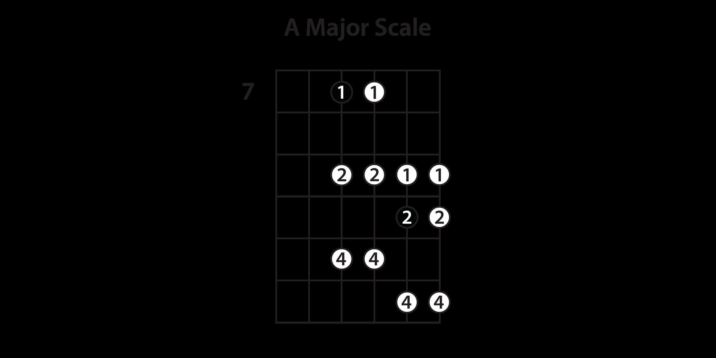 Scale Diagram